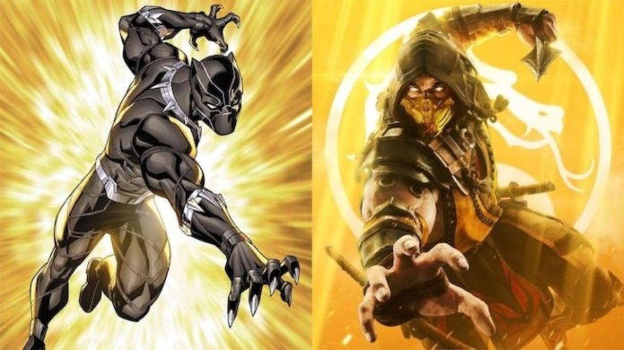 Mortal Kombat 11 Black Panther Easter Egg Discovered