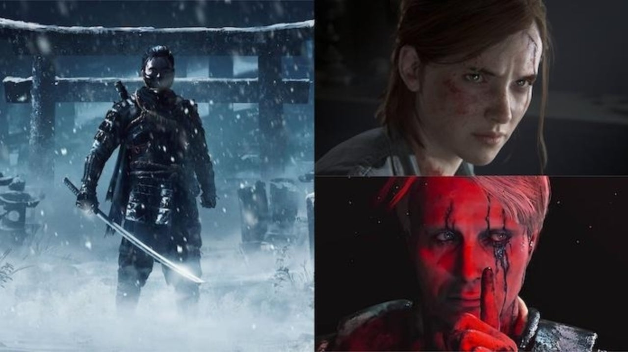 Sony Confirms The Last of Us Part II, Death Stranding, and Ghost of Tsushima Are Still PS4 Games