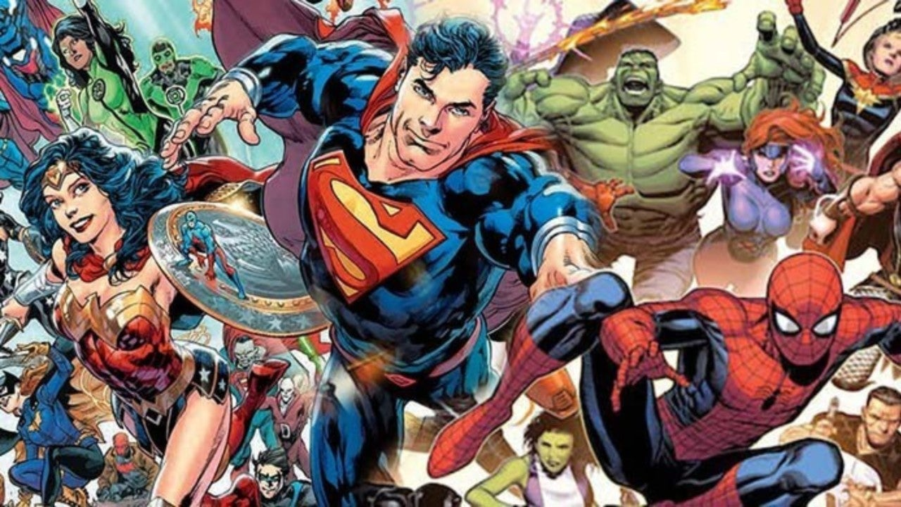 Study Shows Comic Book Revenues Are at an All-Time High