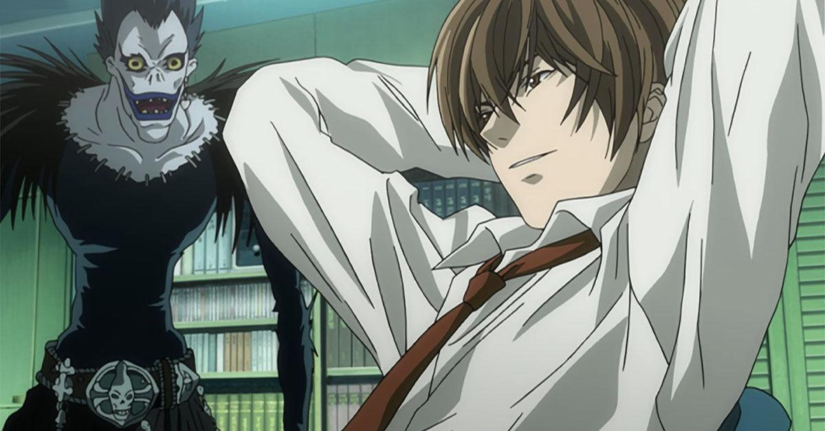HBO Max Adds New Anime Like Death Note, Hunter x Hunter, and More