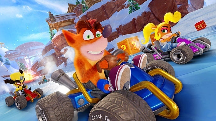 Crash Team Racing Nitro-Fueled Adventure Mode