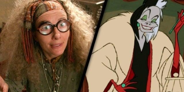 Harry Potter Star Emma Thompson Reportedly in Talks to Join Cruella de Vil Movie