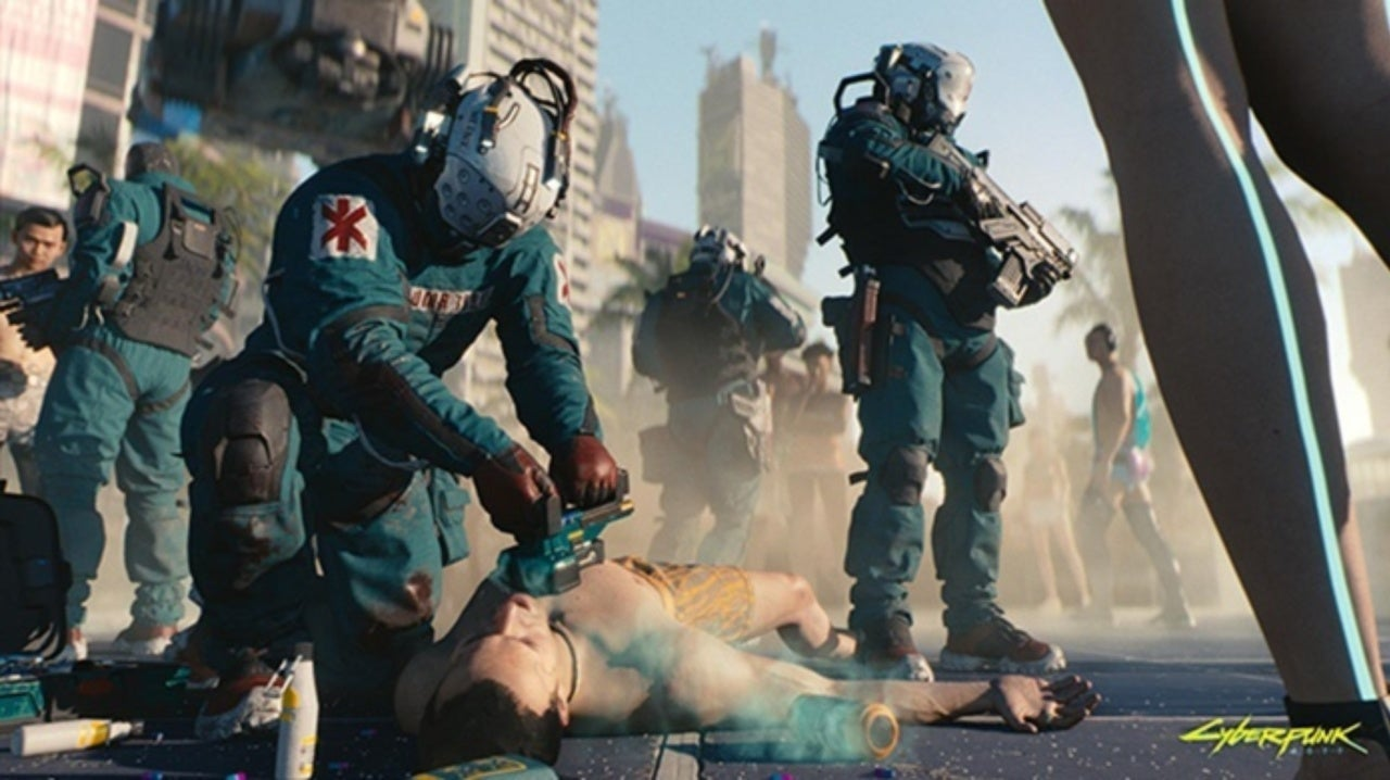 New Details Revealed About Cyberpunk 2077's Trauma Team
