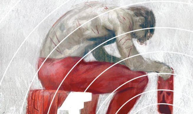 Daredevil #5 Review - Cover