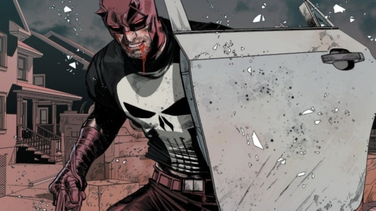 Daredevil Cosplays as the Punisher Before Making a Surprise Decision