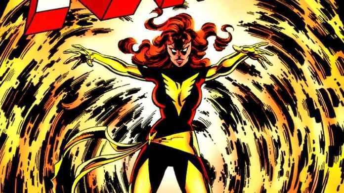 Dark Phoenix Comics - Cover