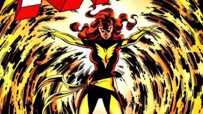 Dark Phoenix Comics - Cover