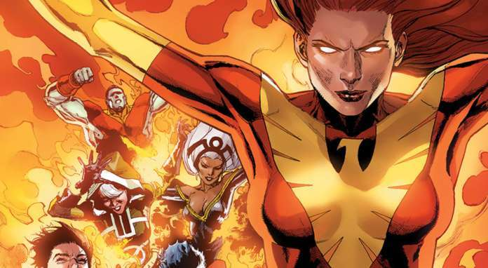 Dark Phoenix Comics - Phoenix Resurrection