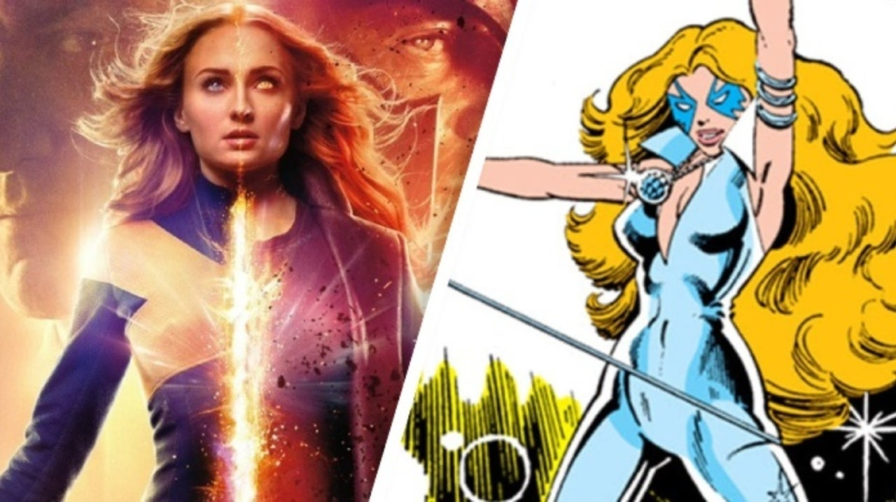 First Look at Dazzler in X-Men: Dark Phoenix