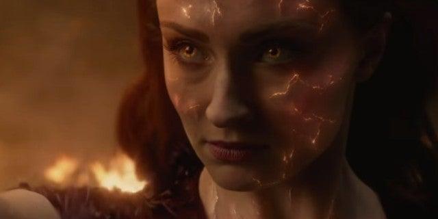 Dark Phoenix Sophie Turner Jean Grey