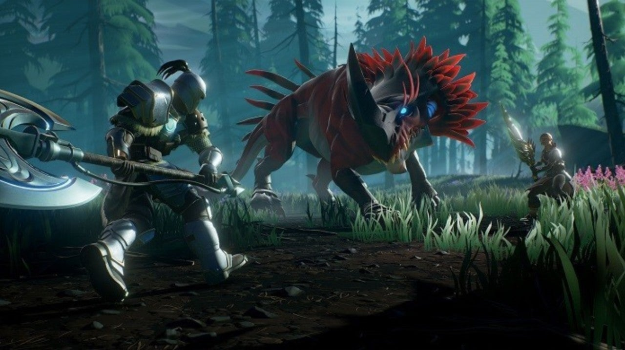 Dauntless Already Has More Than 5 Million Players