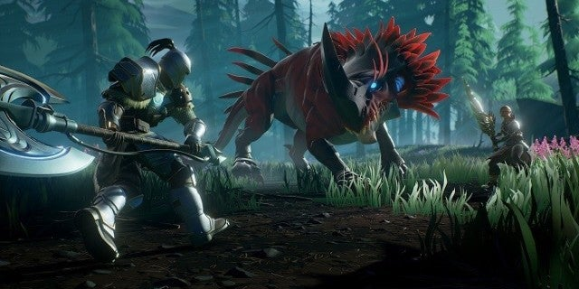 Dauntless Already Has More Than 5 Million Players - Comicbook.com