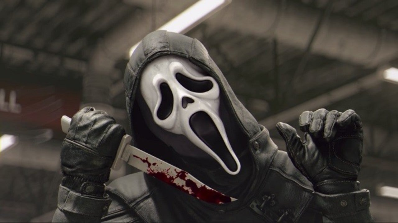 Dead by Daylight Trailer Shows Off Scream's Ghostface