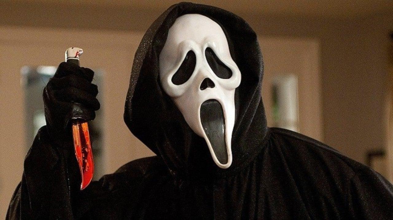 Dead by Daylight Leak Reveals Ghostface from Scream
