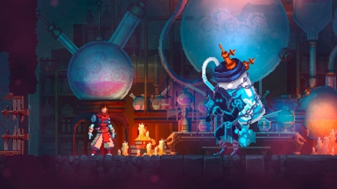 Dead Cells: Rise of the Giant DLC Arriving Soon on Nintendo Switch