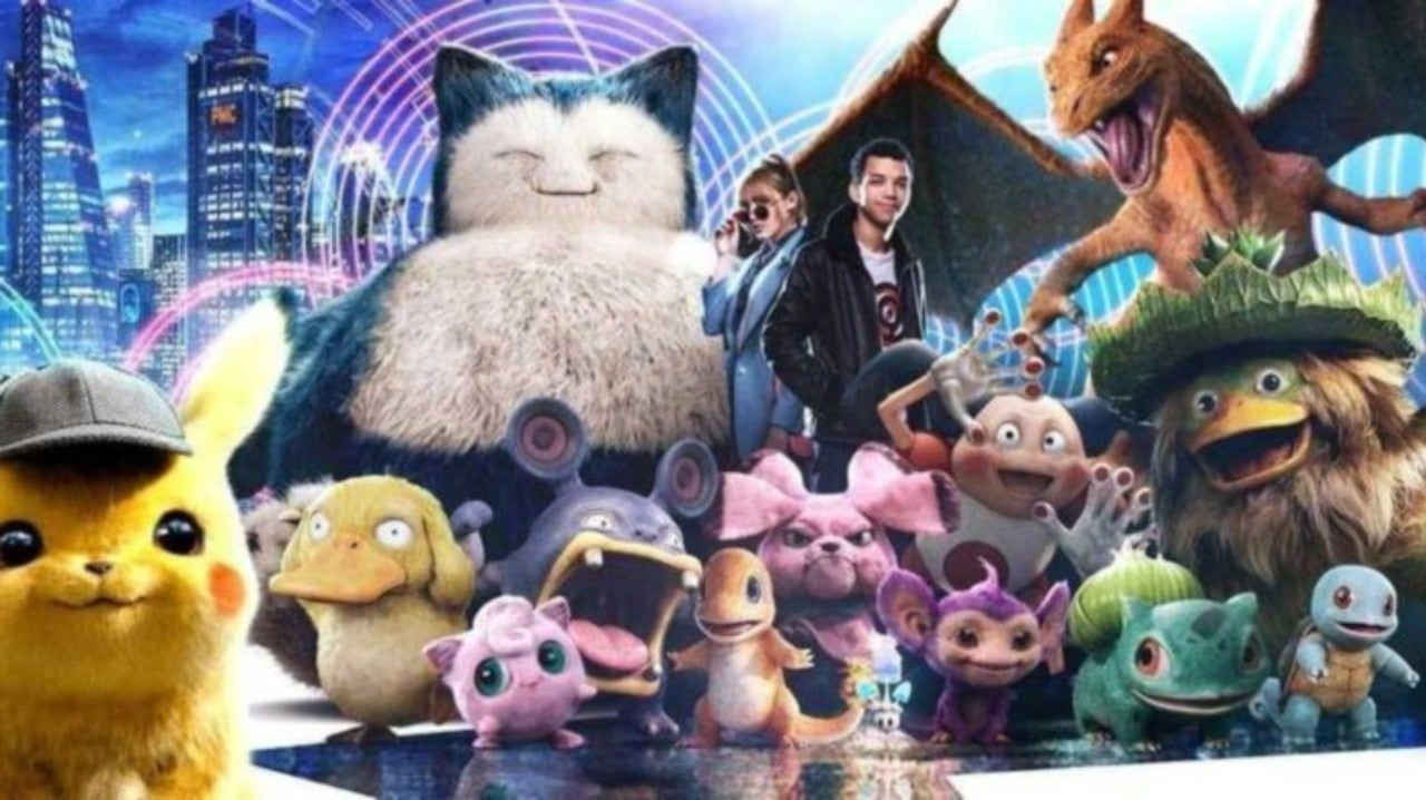 Here Are All The Live Action Pokemon Cameos In Detective Pikachu