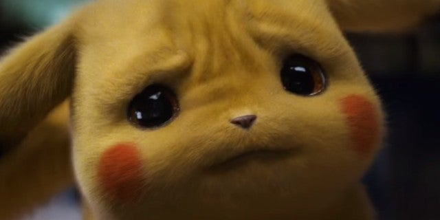 Detective Pikachu Plush Looks Horrifying After Arriving in Unexpected Packaging