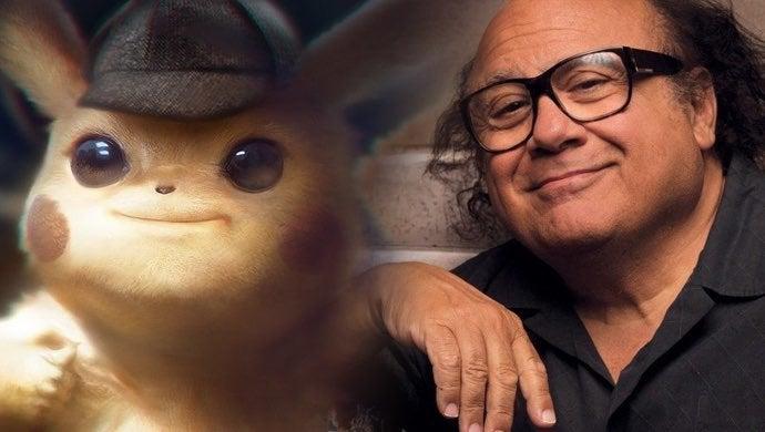 detective pikachu danny devito