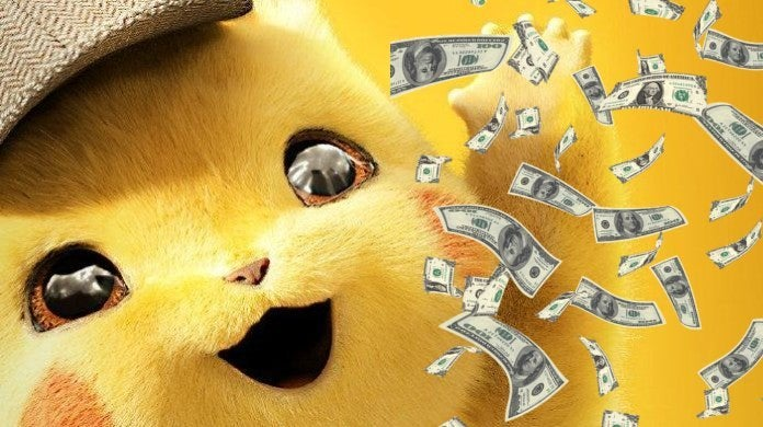 Detective Pikachu Knocks Out Big Box Office Milestone