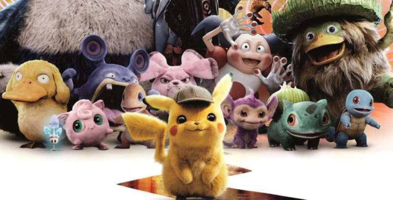 Detective Pikachu Concept Art Book Offers New Look At Pokemon