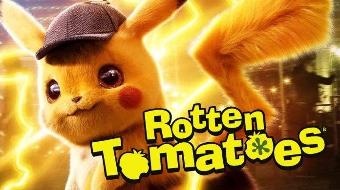 detective pikachu rotten tomatoes