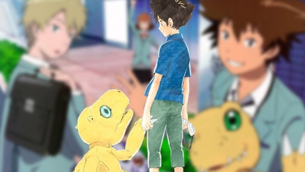 Rumored Title for New Digimon Movie Surfaces