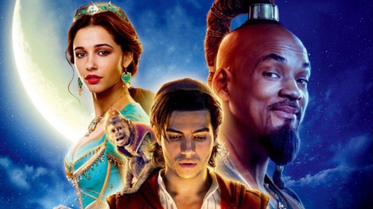 Aladdin Star Naomi Scott Defends Will Smith's Genie