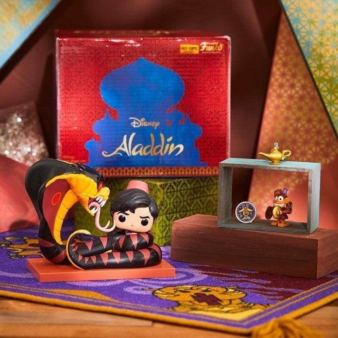Funko On Flipboard Amazon Aladdin Pikachu