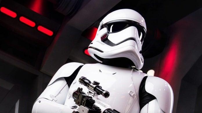 Disney Parks Stormtrooper