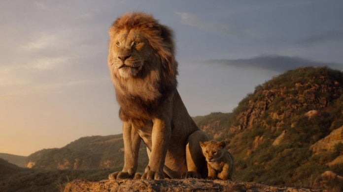 Disney The Lion King 2019 Mufasa Simba