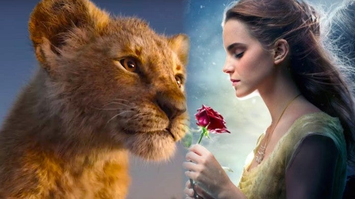 Disney The Lion King Beauty and the Beast comicbookcom