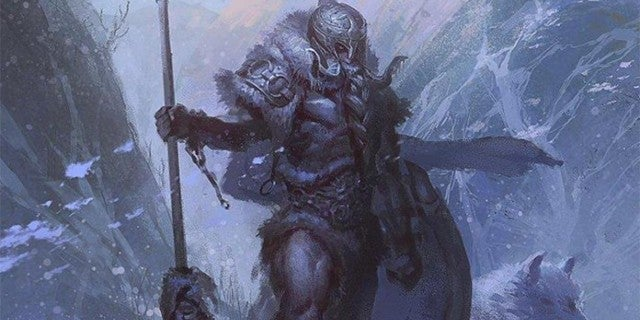 'Dungeons & Dragons' Supplement Explores New Barbarian Paths