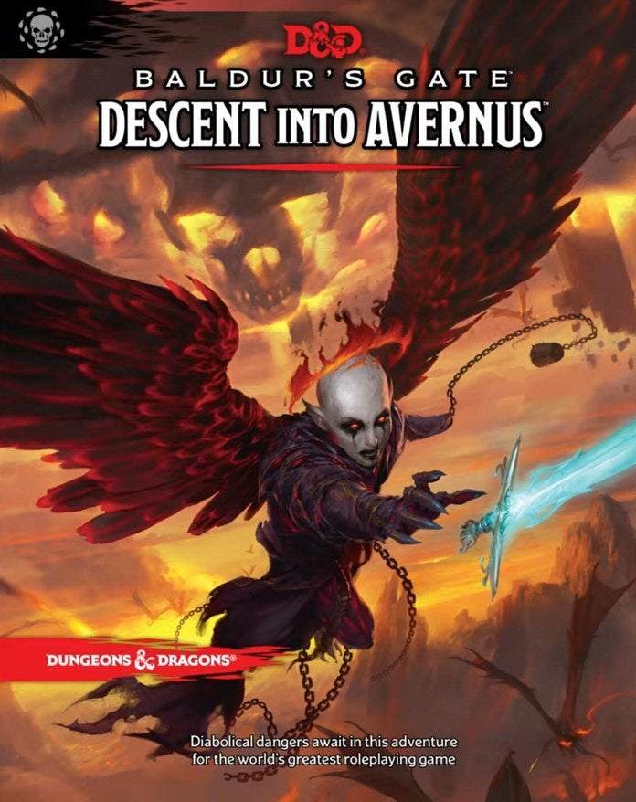 Dungeons Dragons Baldur S Gate Descent Into Avernus Is