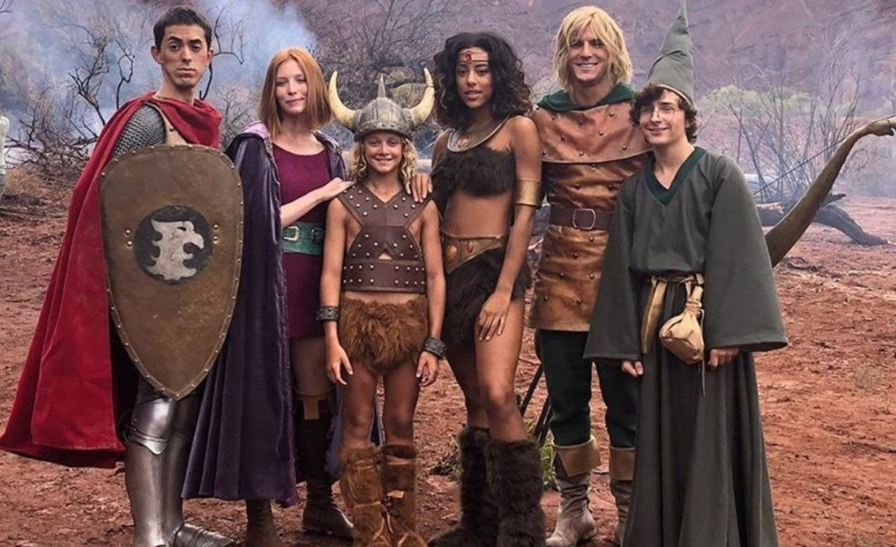 Dungeons & Dragons Cartoon Gets Live Action Remake in Car Commercial