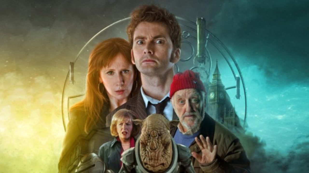 Doctor Who: The Tenth Doctor Adventures to Reunite David Tennant With Catherine Tate