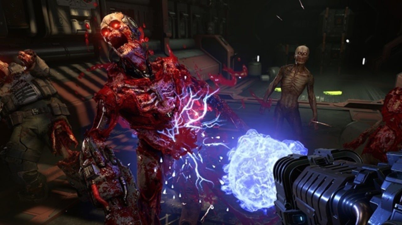 Recently Emerged DOOM Eternal Footage Looks as Brutal as Ever