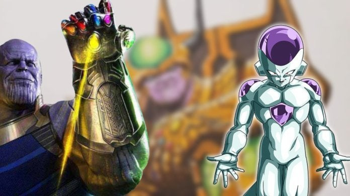 Dragon-Ball-Super-Avengers-Endgame-Freeza-Thanos