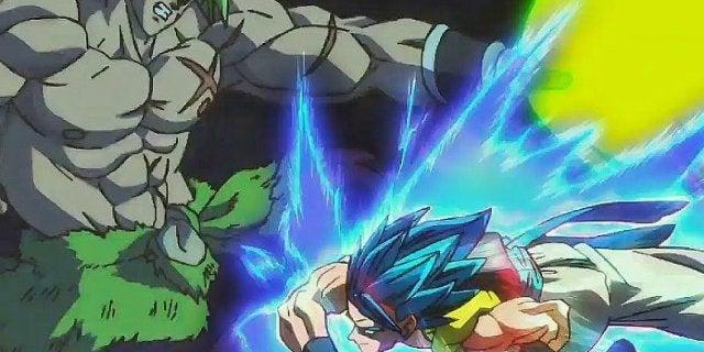 Dragon Ball Super Broly Akira Toriyama Favorite Fight Scene Moment