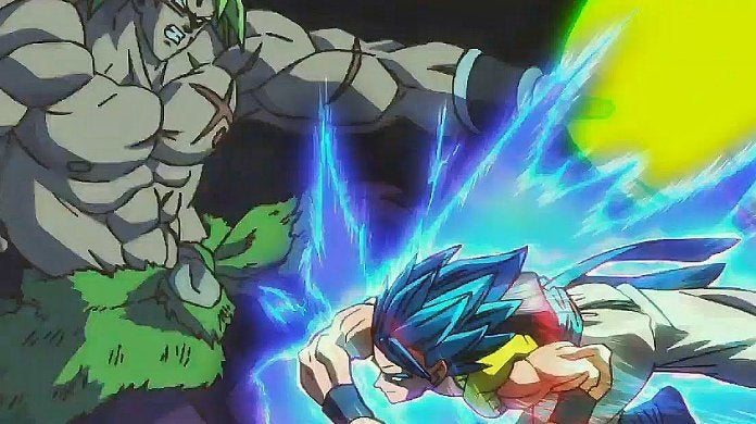 Dragon Ball Super Broly Akira Toriyama Favorite Fight Scene Moment