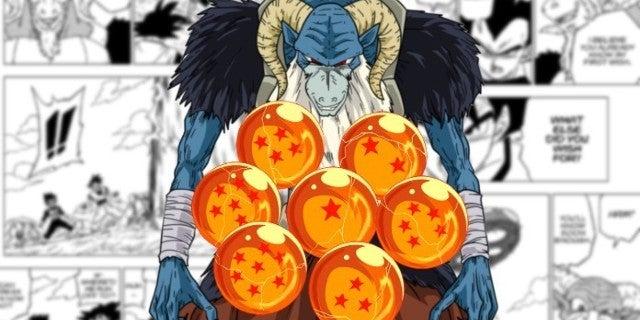 Dragon Ball Super Moro Third Wish Theory Invicibility Magic No Seal