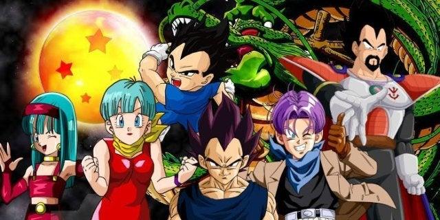 Dragon Ball Vegeta Family Tree