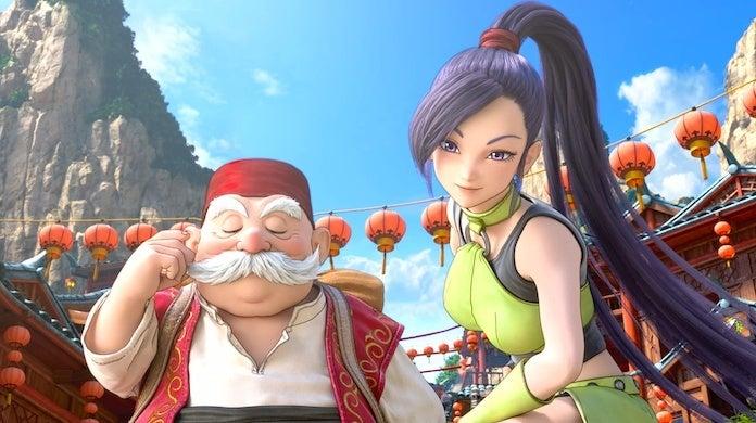 Dragon Quest será anunciado no próximo mês