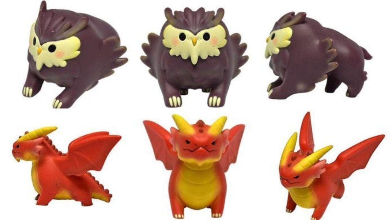 Dungeons & Dragons Figurines of Adorable Power Are Here