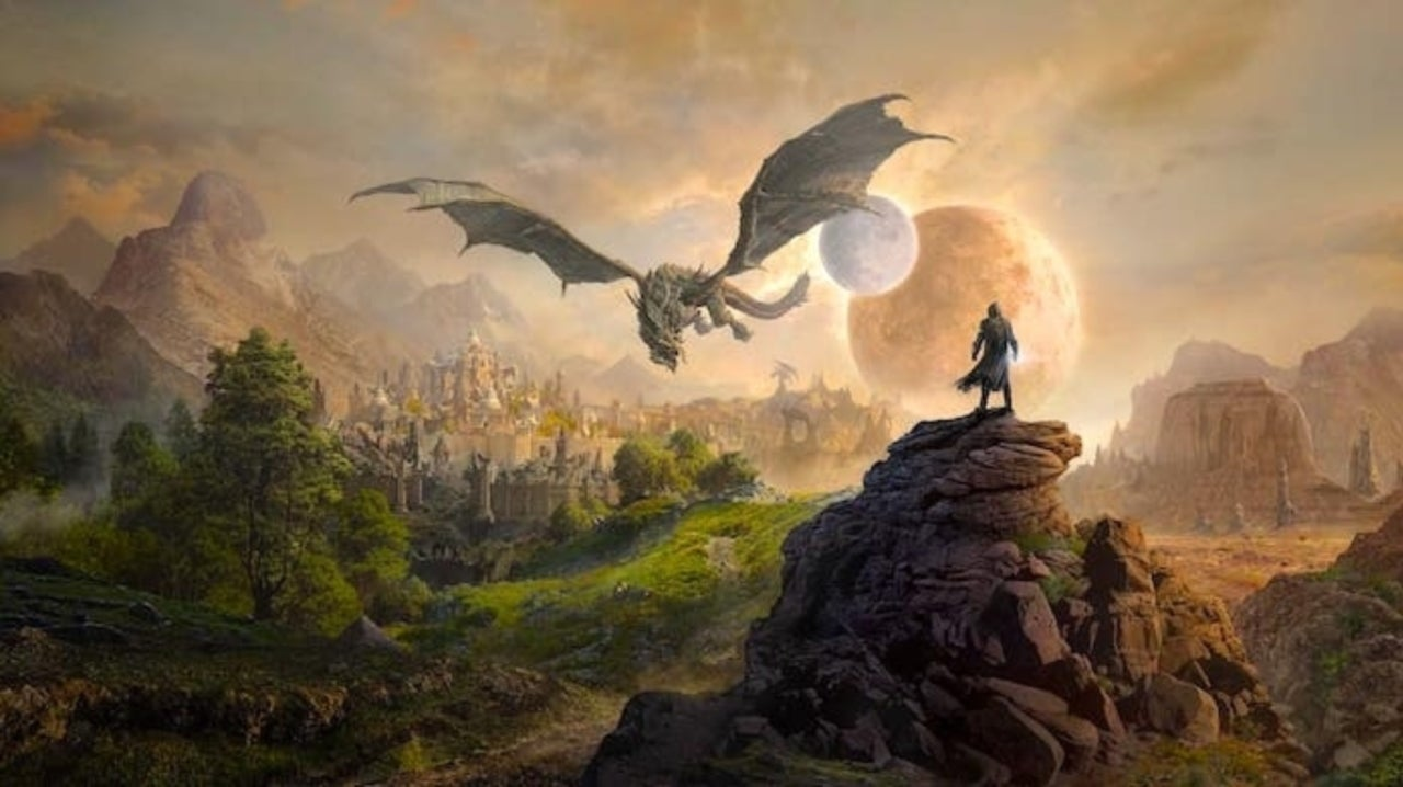 Elder Scrolls Online Developer Is Working On A New Game