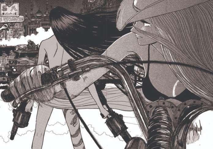 Eldo Yoshimiku Interview - Motorcycle
