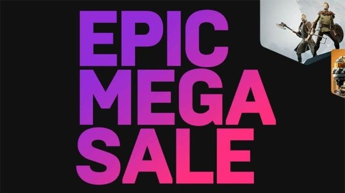 Epic Games Store Epic Mega Sale