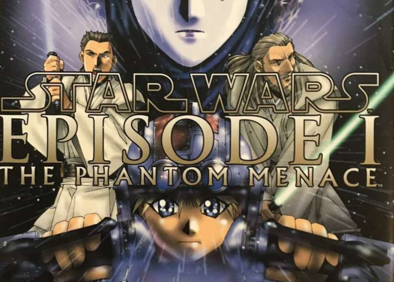 Star Wars: Episode I Manga Resurfaces In Time For Film's 20th Anniversary