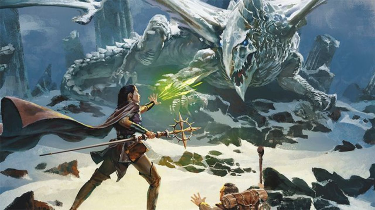 Dungeons & Dragons to Release Essentials Kit With New 1-on-1 Rules