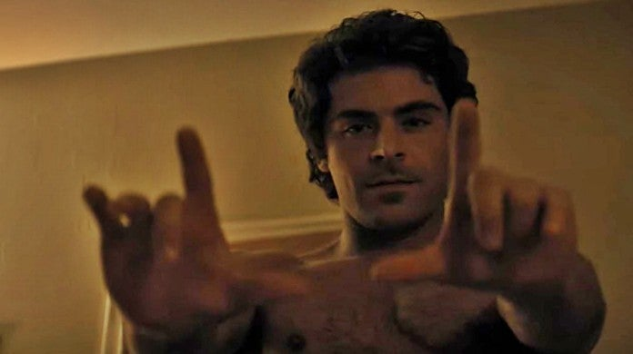 Extremely Wicked, Shockingly Evil, and Vile Ted Bundy Movie Zac Efron Reactions