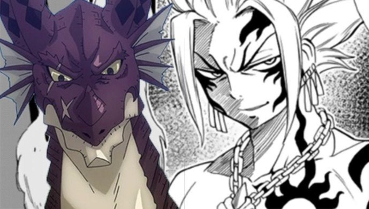 Fairy Tail Reveals Igneel's Other Son